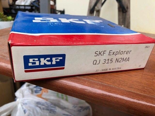 Rolamento SKF Explorer QJ 315 N2MA (lacrado de fábrica) - Foto 3