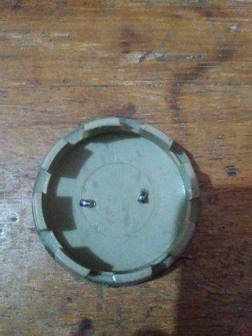 Calota do centro da roda de liga - Foto 2