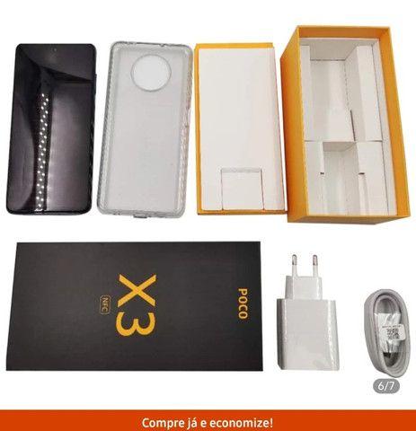 IPhone não, é Xiaomi o Super Poco X3 NFC - Foto 5