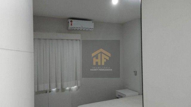 Apartamento com 01 Quarto Mobiliado com Vista pro Mar em Boa Viagem, Recife - Foto 9