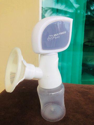 Bomba Tira Leite Elétrica  Multikids Baby - Foto 4
