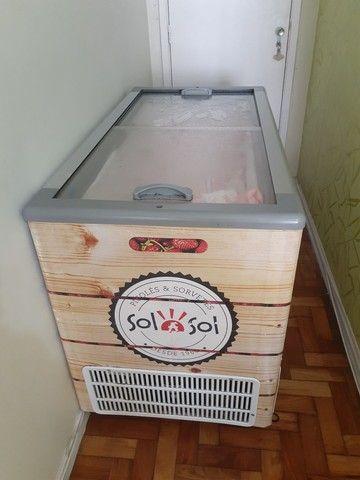 Freezer Fricon 503 litros 220v R$ 1.800,00 - Foto 3