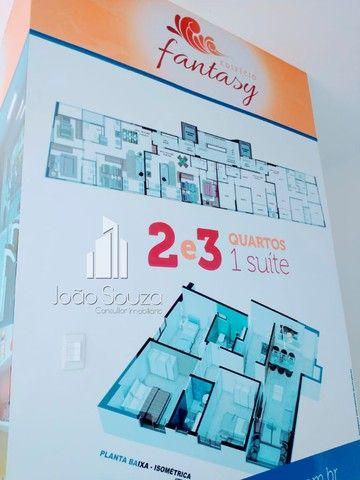 JS- Em construção! Apartamento 2 quartos (Suíte) em Casa amarela 50m² - Fantasy - Foto 12