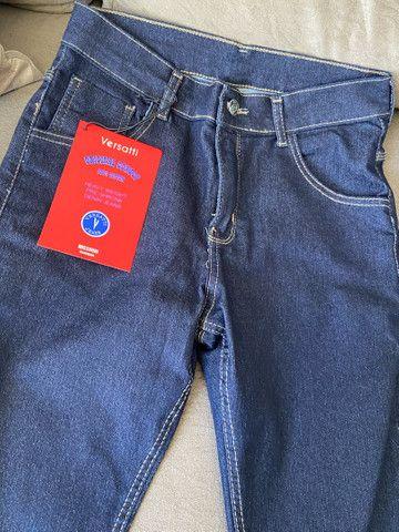 Calça jeans Versatti Jeans 38 Masculino  - Foto 4