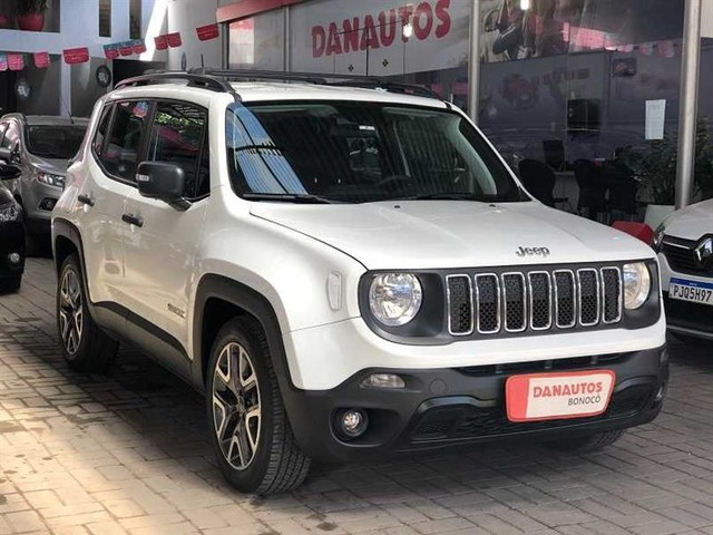 Jeep Renegade 1.8 Sport Automático 2019