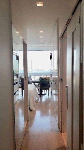 Apartamento com 4 dormitórios à venda, 180 m² por R$ 2.000.000 - Barro Vermelho - Vitória/ - Foto 11