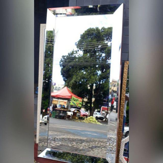 Espelho chanfrado bisotado - Foto 2