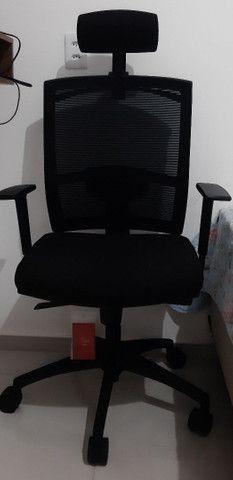 Cadeira Presidente Marelli Modelo Pro Fit - Foto 5