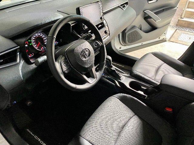 Toyota Corolla Cross Xre 2022 Okm Pronta Entrega - Foto 12