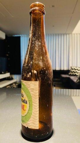 Garrafa antiga refrigerante soda limonada Skol - Foto 3