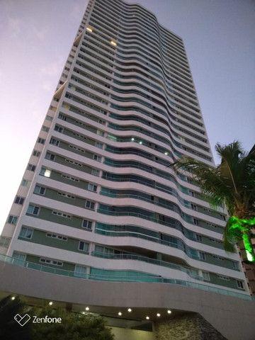 SIM| Apartamento com quartos, sendo 03 suítes, 04 vagas, 160m² a Beira Mar de Olinda - Foto 17