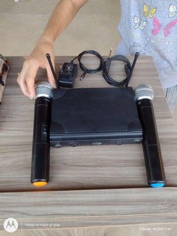 Microfone - Foto 3