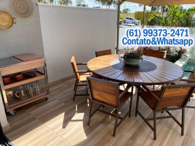 Novo Lançamento Jardins, Casas a venda em Goiania (Terreno+Casa) - Foto 8