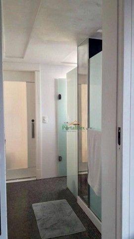 Apartamento com 4 dormitórios à venda, 180 m² por R$ 2.000.000 - Barro Vermelho - Vitória/ - Foto 15