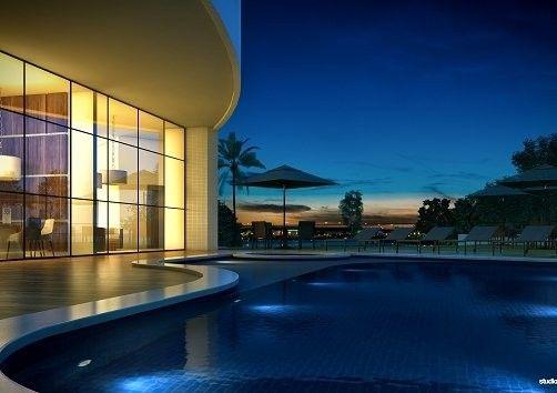 Apartamento para venda possui 269 metros quadrados com 4 suítes no Pina - Recife - PE - Foto 6