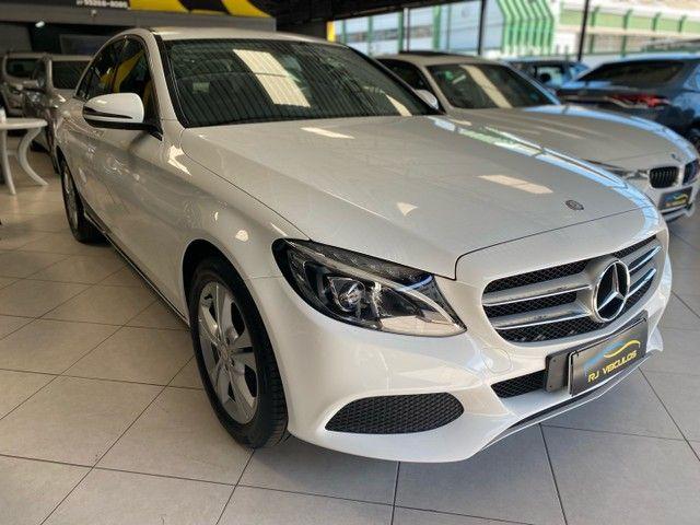 Mercedes-Benz C-180 1.6 TB 2016 Único Dono! - Foto 6
