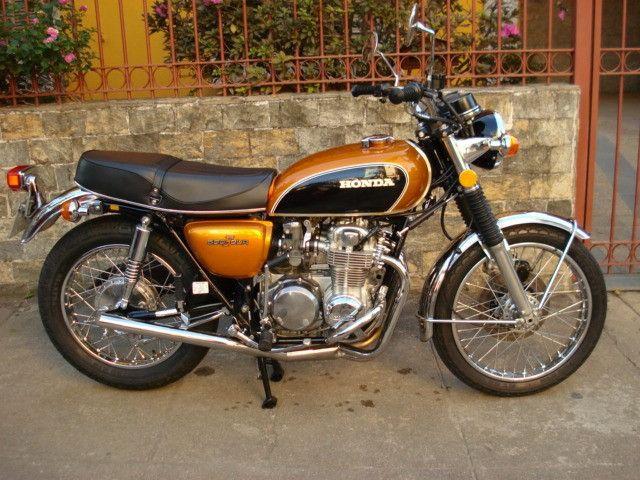Vendo Honda CB 500 FOUR 1975