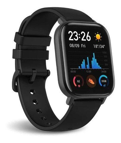 Relógio Smartwatch Amazfit Gts Versão Global Lacrado Original - Loja Natan Abreu - Foto 2
