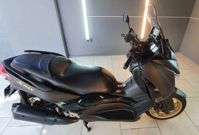 Yamaha XMAX 250 ABS - 1800 km - Zerada! - Foto 2