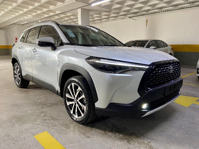 Toyota Corolla Cross Xre 2022 Okm Pronta Entrega - Foto 2