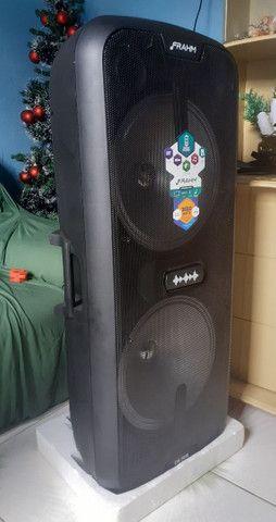 Caixa de som FRAHM 3650 WATTS de potência  1.800 - Foto 3