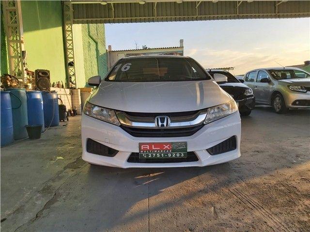 Honda City 2016 1.5 lx 16v flex 4p automático - Foto 2