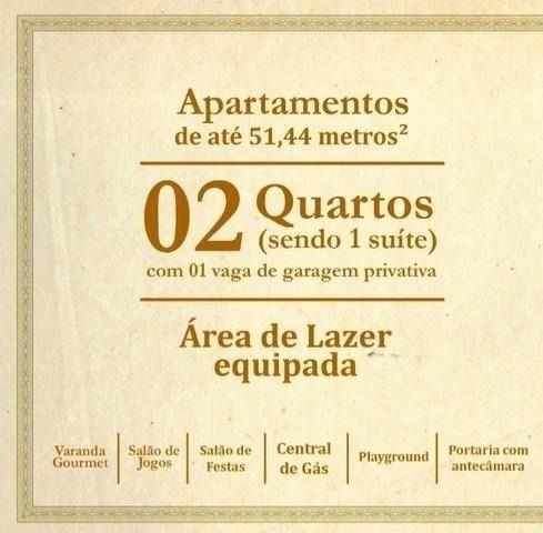 JS- Lindo apartamento na Polidoro/Várzea - 02 quartos, 50m² - Edf. Villa Rica - Foto 2