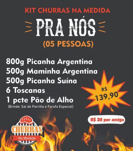 Picanha Argentina - kit para churrasco - Foto 2