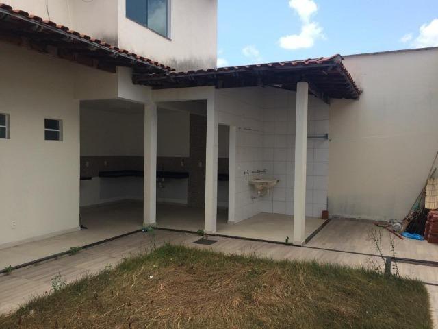 Casa Alto Padrão Duplex Cond. Fechado no Araçagi a Venda, 2 Suítes, 1 Quarto, 3 Vagas - Foto 9
