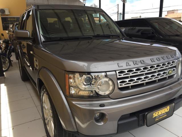 Land Rover Discovery4 SE 2.7 único dono! - Foto 2