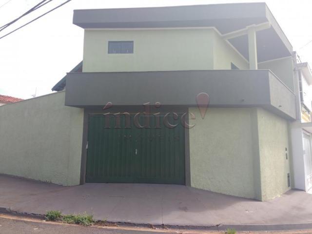 Casa à venda com 4 dormitórios em Jardim josé sampaio júnior, Ribeirão preto cod:7947