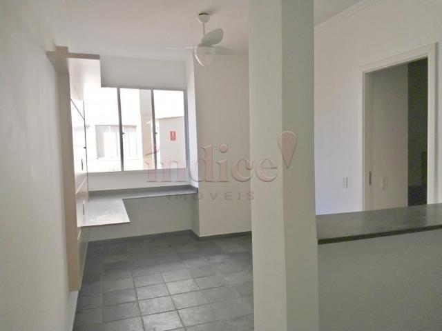Apartamento para alugar com 1 dormitórios em Vila tibério, Ribeirão preto cod:11689