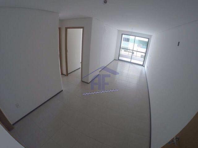 Apartamento novo com 2 quartos sendo 1 suíte - Edifício Privilege Class - Jatiúca