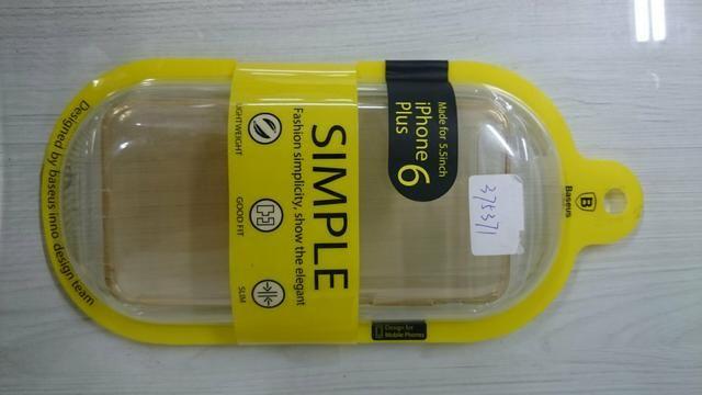 Capa Iphone 6/6s Plus Baseus Original