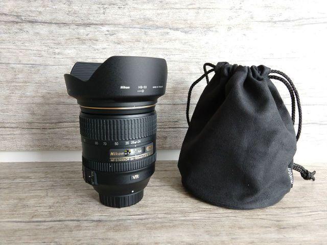 Lente Nikon Fx Af-s Nikkor 24-120mm F/1:4g Ed Vr Zerada