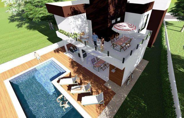 Condomínio Atlantis - Casa com piscina 4\4