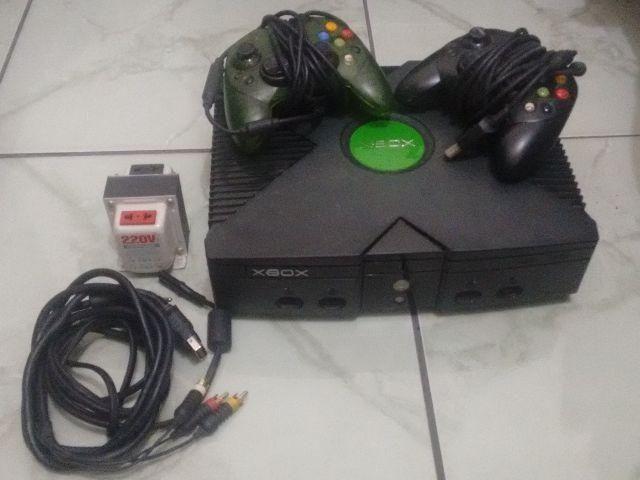Xbox e Notbook