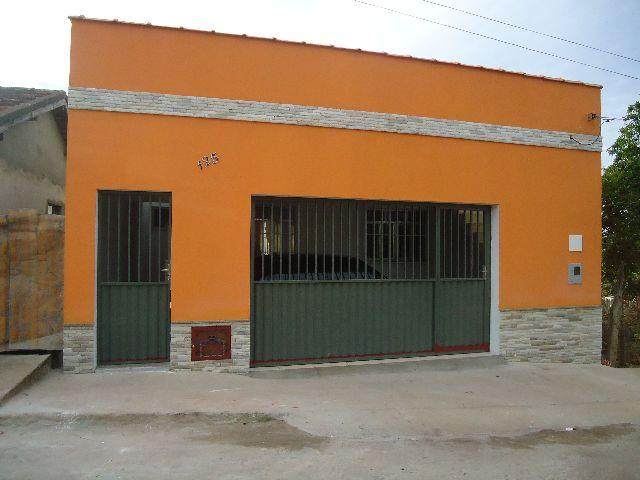 Casa no Bairro Santos Dumont - Andrelandia