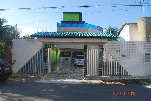 Casa triplex na praia do Morro, 150m da praia, 5 quartos