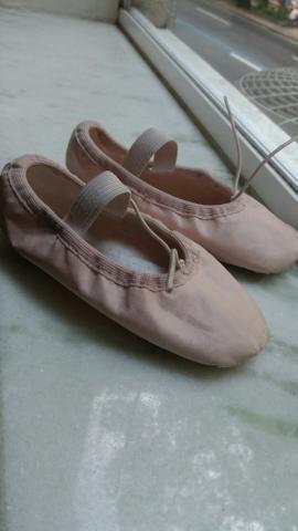 Sapatilha Balet rosa / N°23