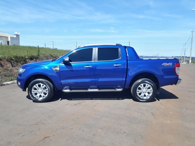 Ford/Ranger Limited 3.2 4x4 Automática - Foto 2