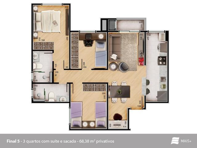 Boa Vista 3 Quartos ( Suite ) 110 m2 - Foto 19