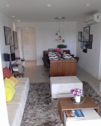 Apartamento a venda no bairro barra da tijuca em rio de janeiro - rj. 3 banheiros, 2 dormi