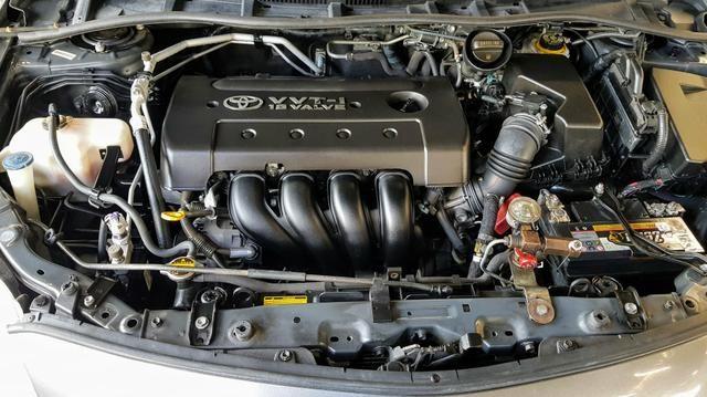Corolla couro gás doc ok Ac.Moto Carro Parcelo - Foto 8
