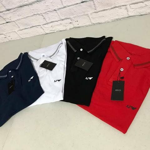 Camisa Polo Armani Exchange