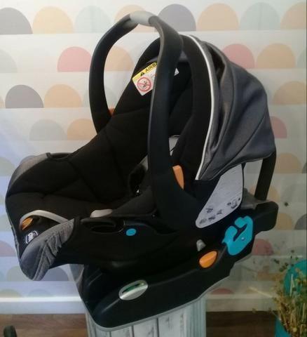 Chicco Carrinho de Bebê Duo Today + Bebê Conforto e Duas Bases - Foto 5
