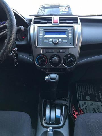 City lx 1.5 automático flex 2014 - Foto 9
