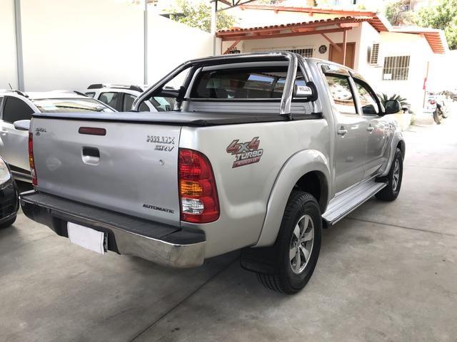 Hilux Srv 2010 4×4 diesel automático - Foto 7