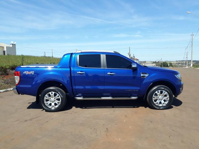 Ford/Ranger Limited 3.2 4x4 Automática - Foto 5