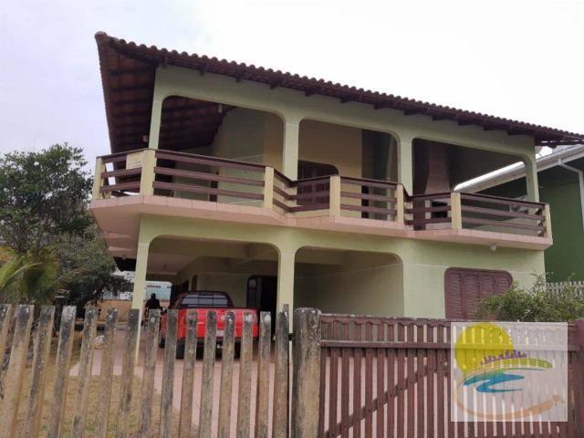 Sobrado com 5 quartos para alugar, 220 m² por R$ 1.900/dia Saí Mirim - Itapoá/SC SO0080 - Foto 2